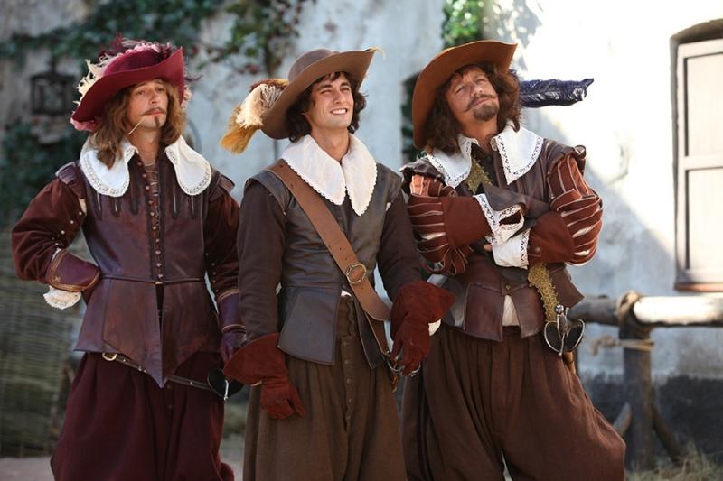 Die Drei Musketiere - Kampf, Liebe, Abenteuer (2 Blu-rays)