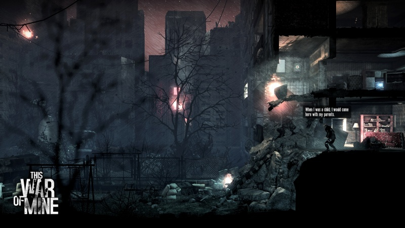 This War Of Mine: The Little Ones (PC) Englisch