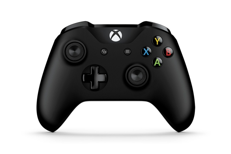 Xbox One Wireless Controller Black New