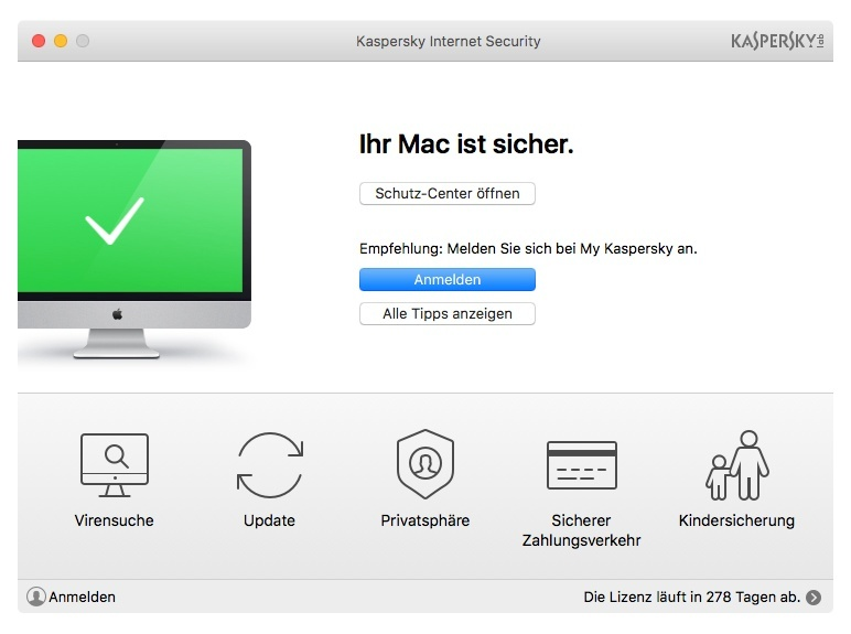 Internet Security for MAC