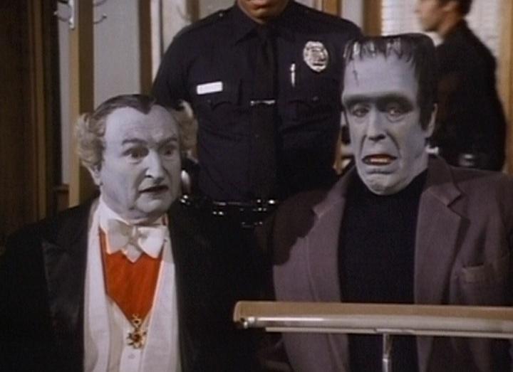 Die Munsters: Die Rückkehr der Familie Frankenstein (DVD)