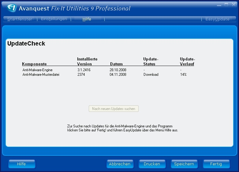 Fix-It Utilities 9 Professional