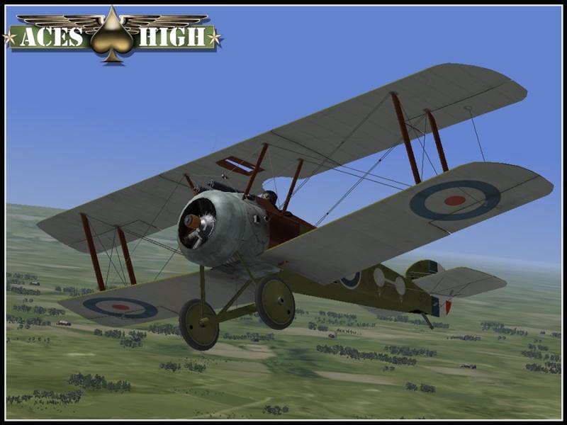 Aces High (Original Version) (PC) Englisch